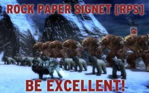 Rock Paper Signet