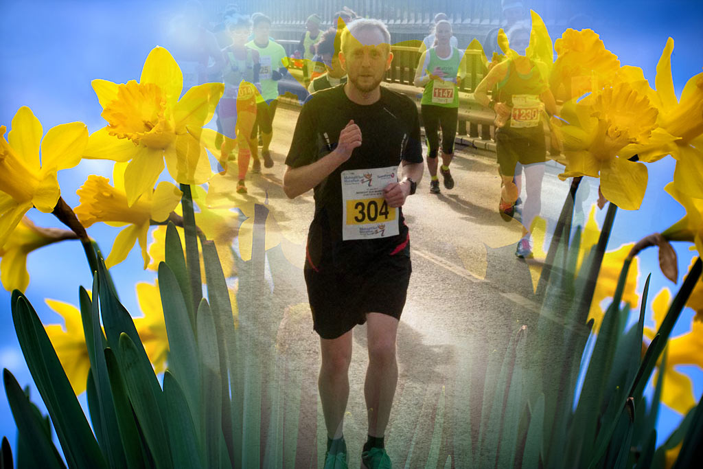 Running for Marie Curie